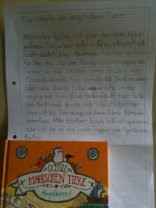 Aufsatz 2. Klasse