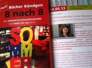 Heidi Schmitt Lesung Wuppertal Köndgen