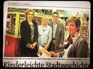 Wuppertaler Zeitung (WZ) 25.09.2014