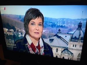 Autorin Simone Jacken beim WDR