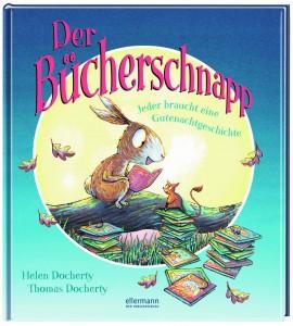 Der Bücherschnapp | Gutenachtgeschichte Ellermann Verlag
