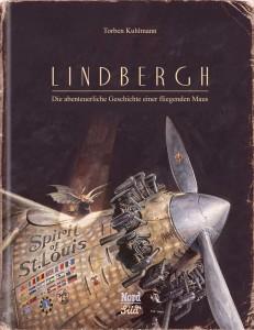 Lindbergh | Torben Kuhlmann Nord-Süd-Verlag