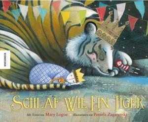 Schlaf wie ein Tiger | Knesebeck Verlag