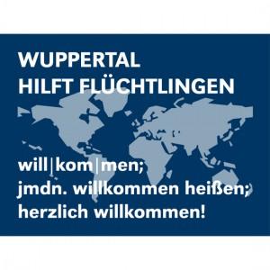 Wuppertal hilft Flüchtlingen