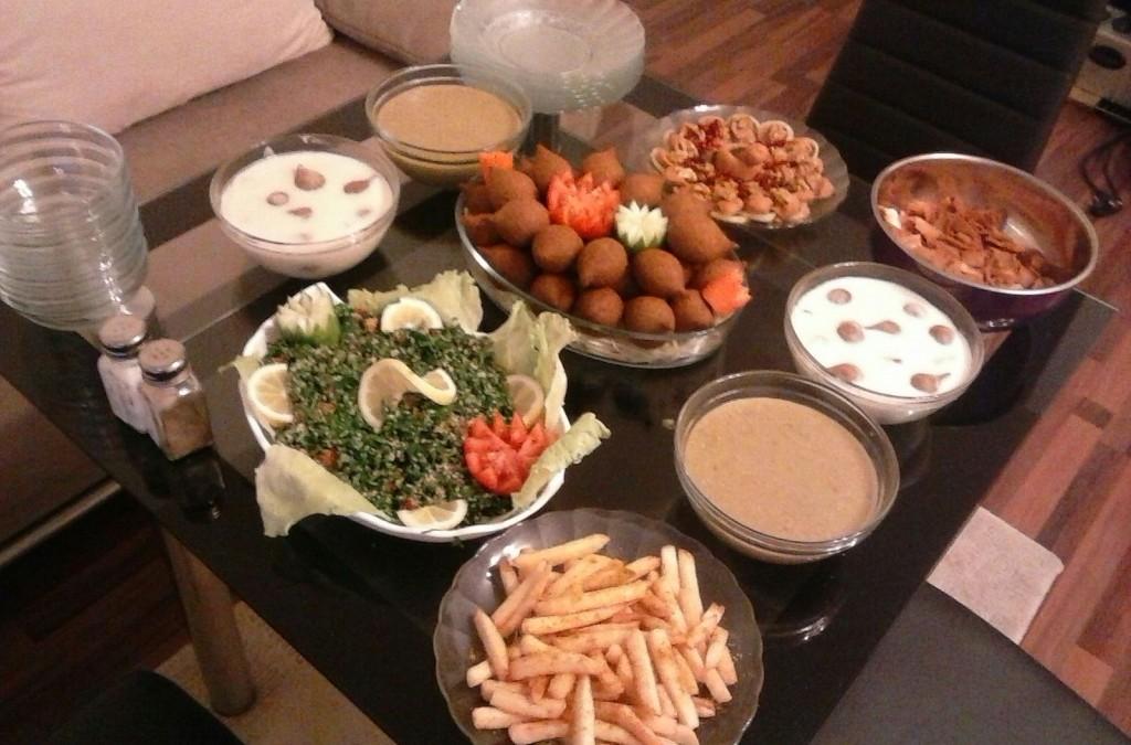 Syrisches Festmahl